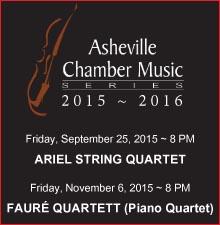 Asheville Chamber Music