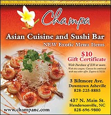 Champa Asian Cuisine