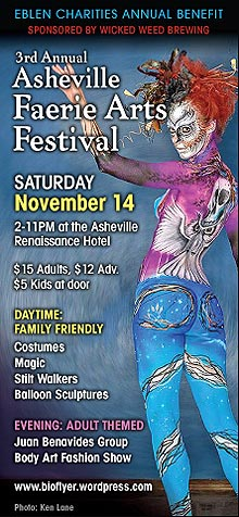 Asheville Faerie Arts Festival