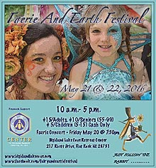Faerie And Earth Festival