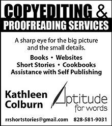 Kathleen Colburn Aptitude for words