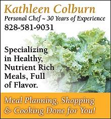Kathleen Colburn Chef
