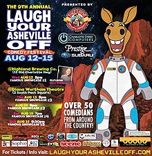 laugh your asheville off