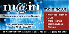 Mountain Area Information Network