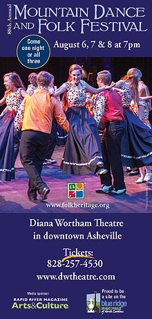 Mountain Dance & Folk Festival