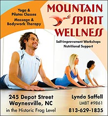 Mountain Spirit Wellness