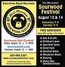 Sourwood Festival