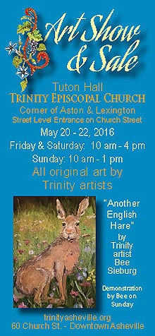 Trinity Art Show