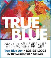 true blue art supply