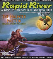 rapid river magazine october 2006
