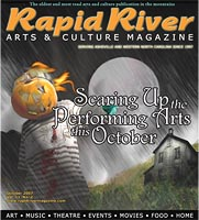 rapid river magazine october 2007