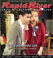 rapid river magazine december 2007