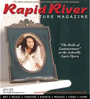 rapid river magazine january 2008