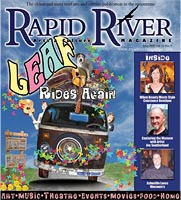 rapid river magazine may 2008