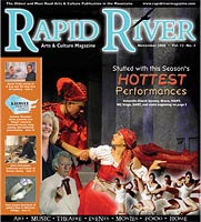 rapid river magazine november 2008