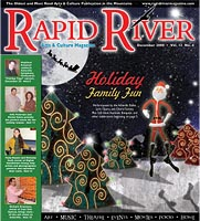 rapid river magazine december 2008