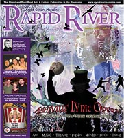 rapid river magazine january 2009