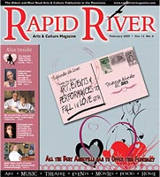 rapid river magazine february 2009
