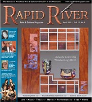 rapid river magazine april 2009