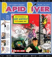 rapid river magazine may 2009
