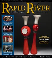 rapid river magazine july 2009