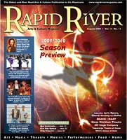 rapid river magazine august 2009