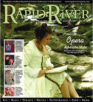 rapid river magazine september 2009