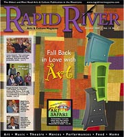 rapid river magazine october 2009