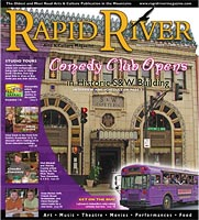 rapid river magazine november 2009