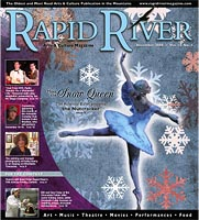 rapid river magazine december 2009
