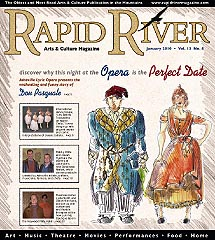 rapid river magazine january 2010