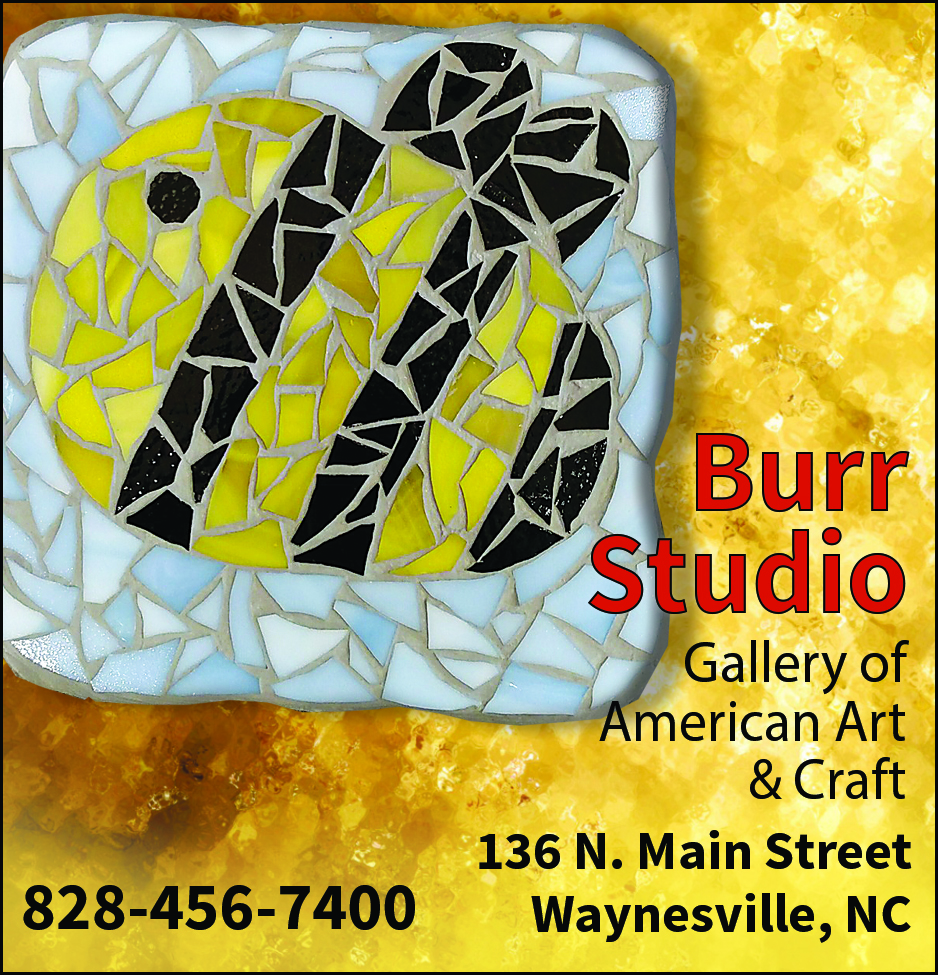 Burr Studio July 2016